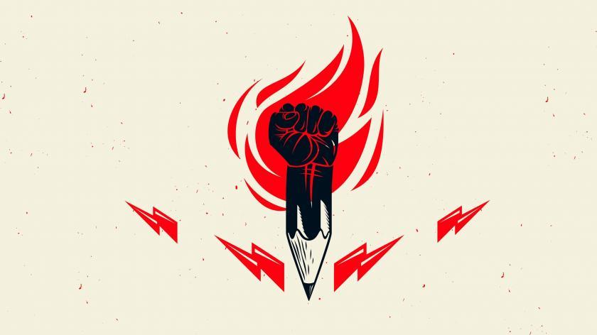 fire pencil statement