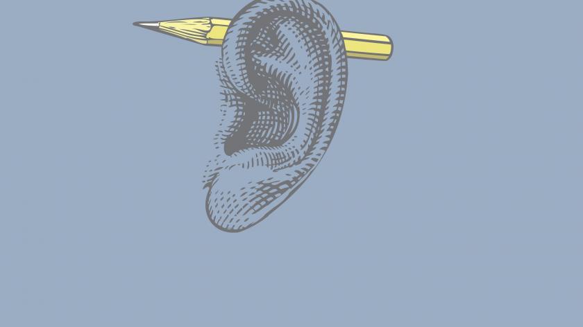 Ear pencil design Voice of the Customer programme