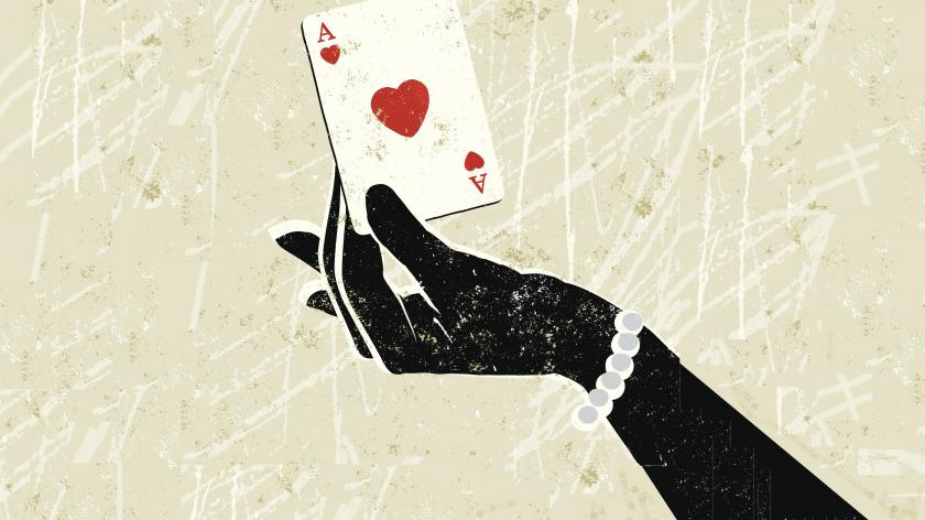 Ace of hearts loyalty