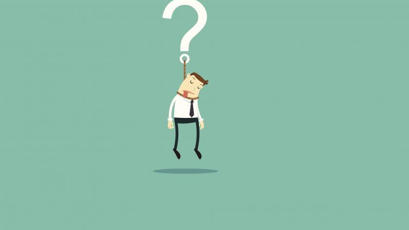 Customer survey question