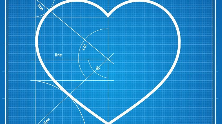 Heart blueprint