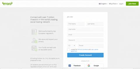 etoro home page
