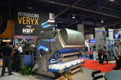 Key Technology demonstrating Veryx