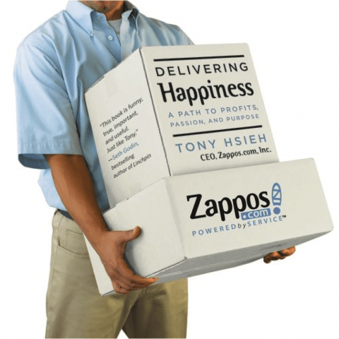 Zappos hapiness