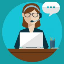 the more numbers of times you contact a customer