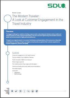 Travel engagement