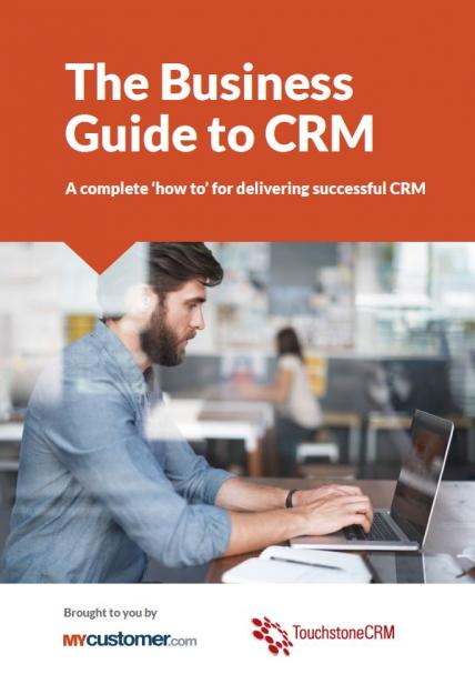 Touchstone guide to crm
