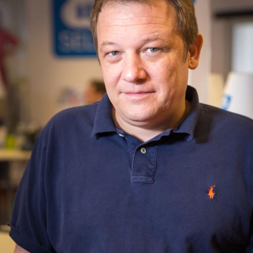 Alain Mevellec, CMO & founder, Sellsy, CEO