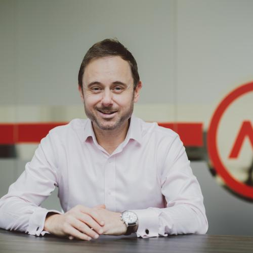 Ventrica Managing Director Dino Forte