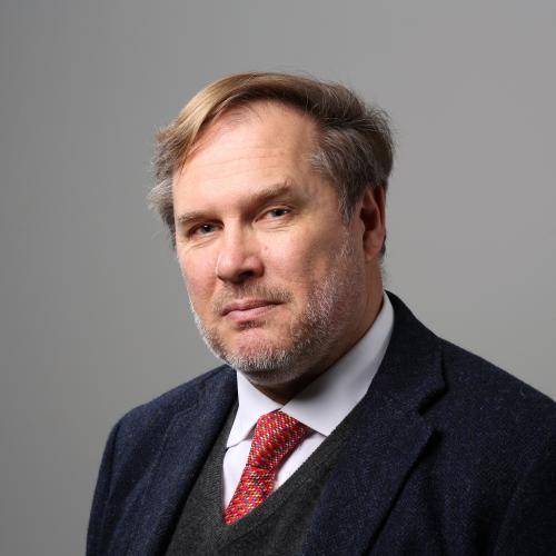Dr. Graham Hill