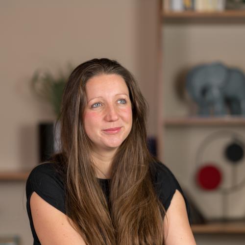 Natalie Cramp Headshot