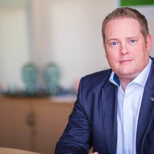 Rob Faulkner, Insurance Practice Lead at Software Solved