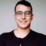 Bryan Osorio's headshot photograph
