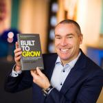 Royston Guest Author of Built to Grow